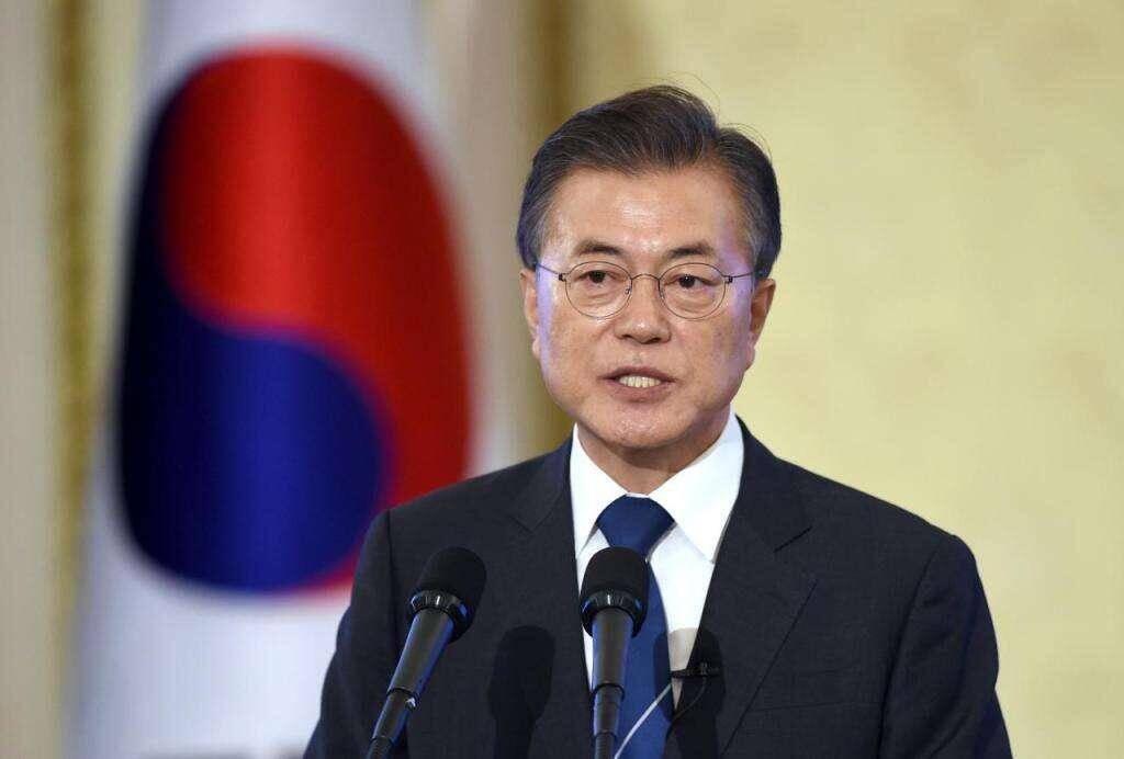 韩国疫情最新消息:韩国总理室发生疫情前一天曾见文在寅