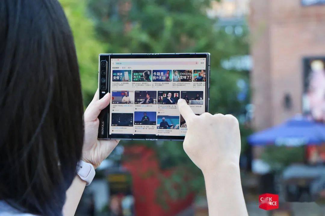 柔宇 FlexPai 2 评测:拥有 180 万次屏幕折叠寿命,它的价格不到万元