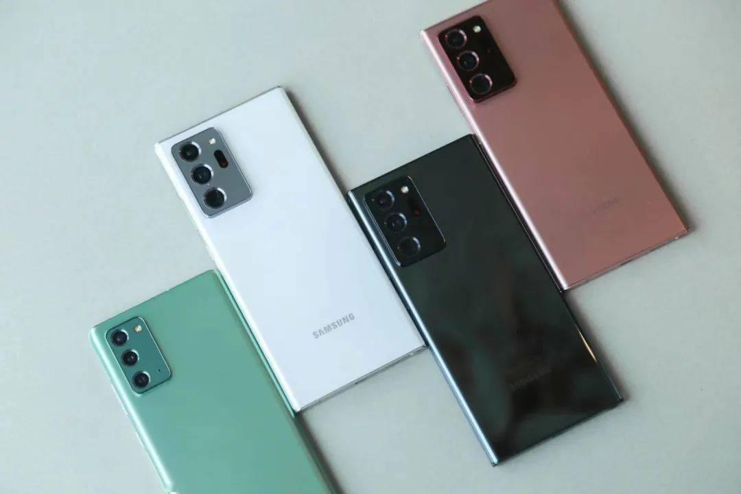 三星Galaxy Note20系列重塑用户体验 一场生活方式的革新