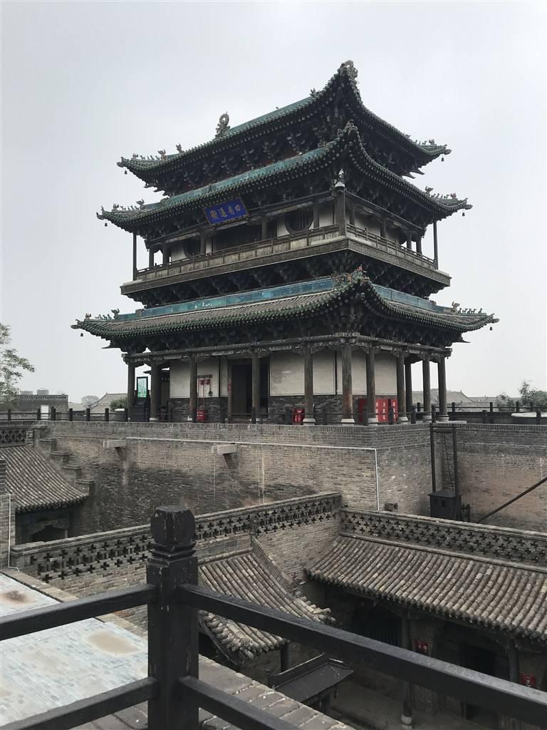 """""""游山西·读历史"""":在平遥,读懂曾经的中国"""