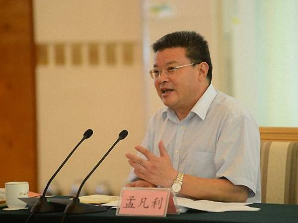 山东青岛市长孟凡利调任内蒙古自治区党委常委、包头市委书记