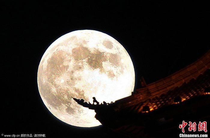 佳节赏月出游指南来了!今晚,这些城市皓月当空