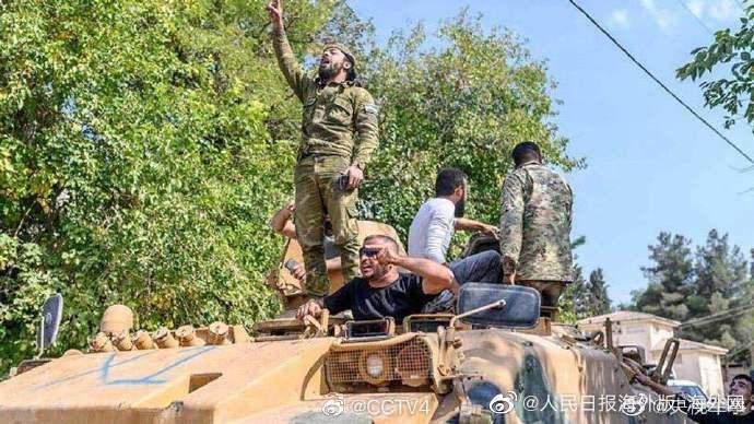 土耳其雇佣军开始撤离利比亚