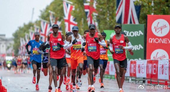 500彩票官方网站:伦敦马拉松:基普乔格七年来的首次失败