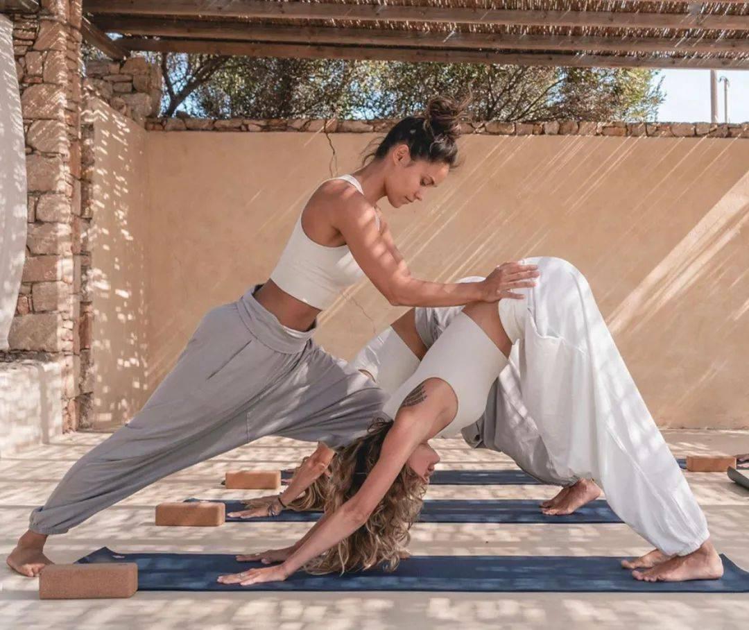 我就是这样把瑜伽人气死的!