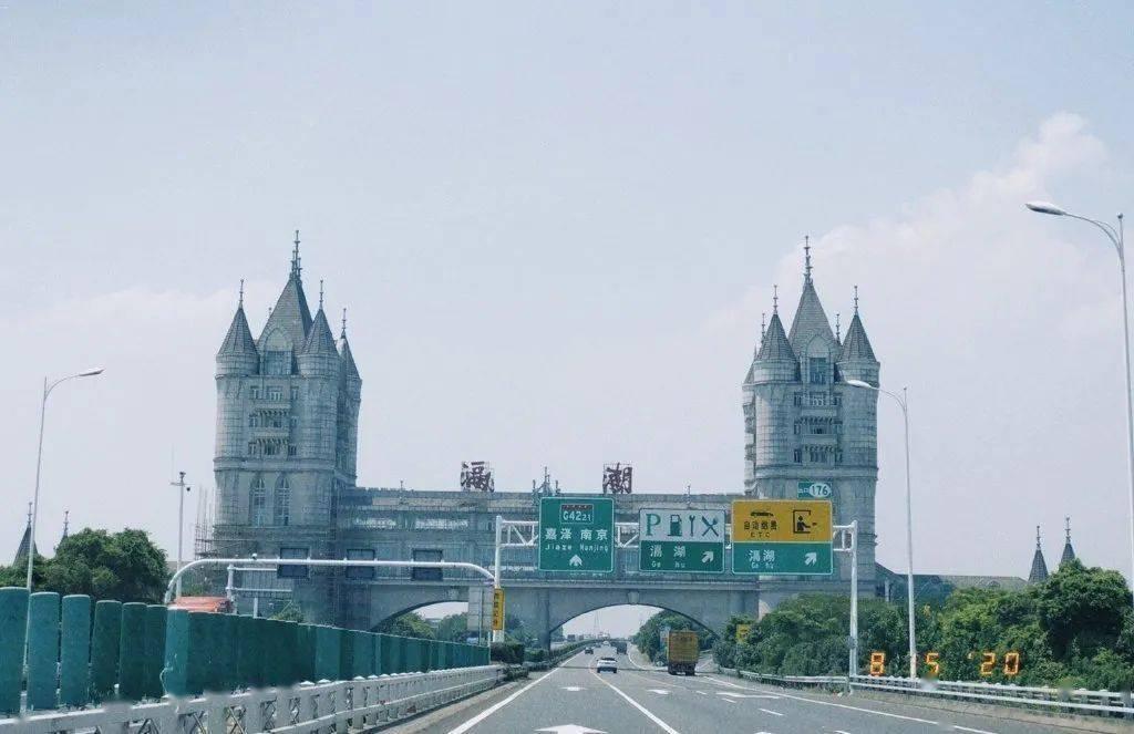 江苏高速服务区太豪华?网友:还旅啥游啊,在服务区旅游就行了
