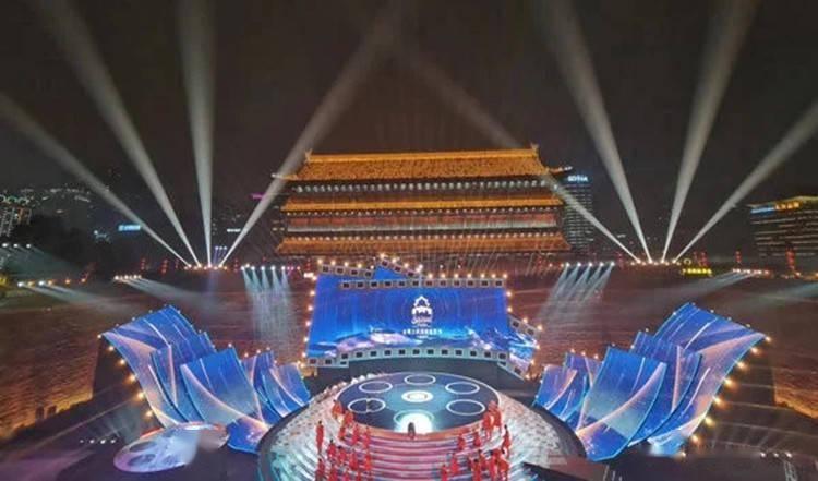 第七届丝绸之路国际电影节在Xi隆重开幕