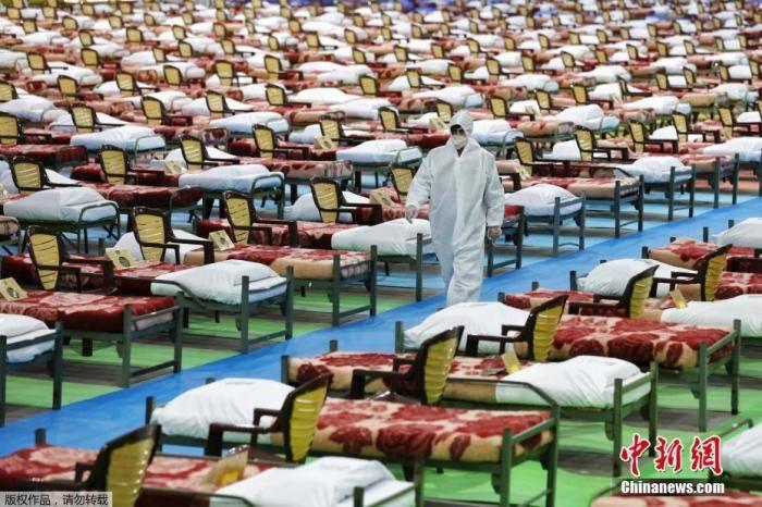 伊朗新冠肺炎超过50万例确诊病例 由国际