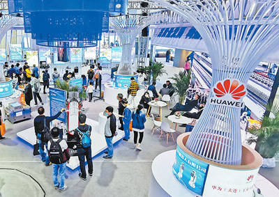 大连国际工业博览会开幕