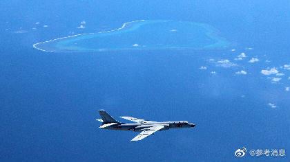 陈诉美国9月派出60架军机对中国进行间谍活动