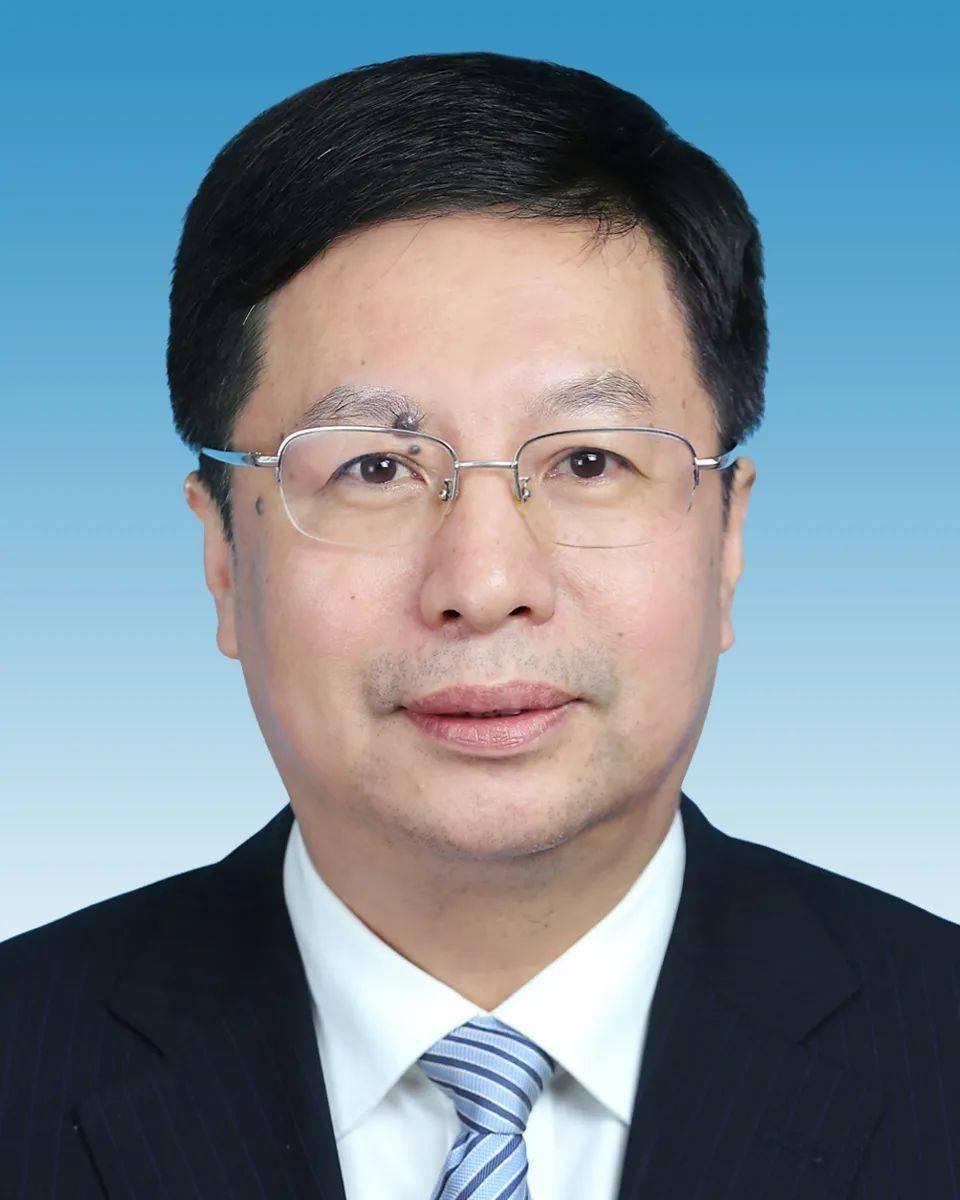 胡衡华同志任陕西省委委员、常委、副书记