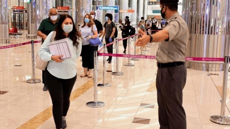 阿联酋:严格执行各入境要求准则