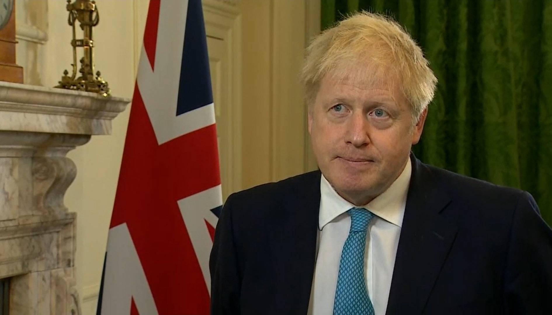约翰逊称英国必须为无协议脱欧做准备,只为逼迫欧盟贸易谈判让步?
