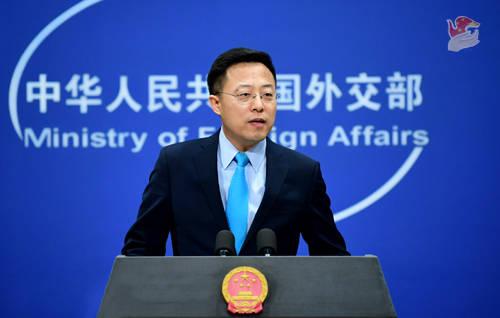 恒达首页《华尔街日报》称中国警告将拘押在华美国公民,赵立坚:报道我看了,是倒打一耙!