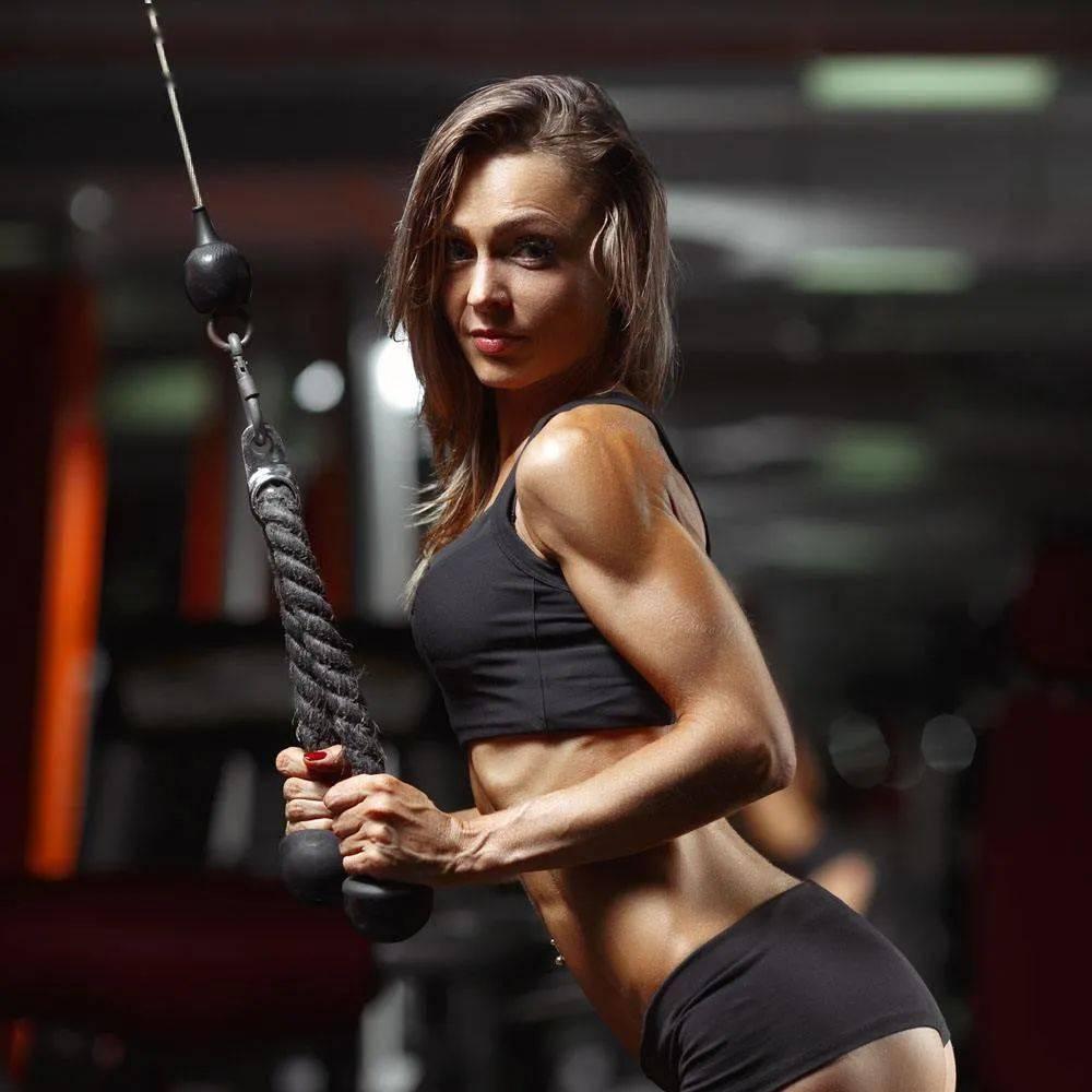 女生健身,有哪些问题是必须注意的?!