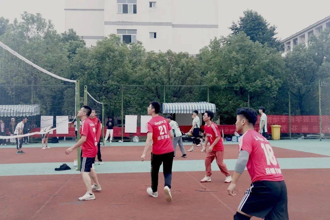排球院际杯 |排球青春 享受经彩