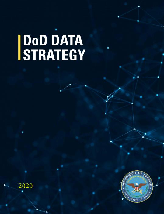 美国防部发布首份《数据战略》(全文)