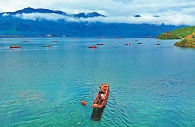 生态优良有助于增加收入 生态旅游助扶贫
