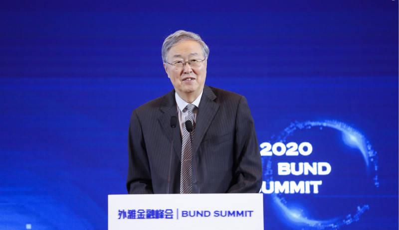 周小川:当前对其他国家的缓债计划并不意味着减
