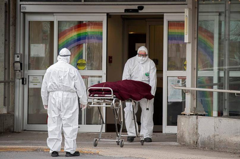 加拿大新冠肺炎死亡病例超1万例