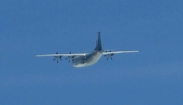 台军本月第20次通报解放军机进入台湾西南空域