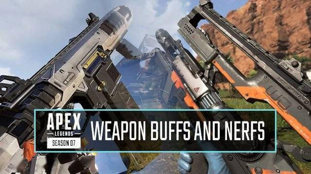 《APEX英雄》新角色地平线技能介绍与枪械数据调整公布