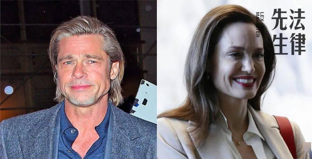美国明星离婚狗血录|看朱莉和皮特如何争夺抚养权!