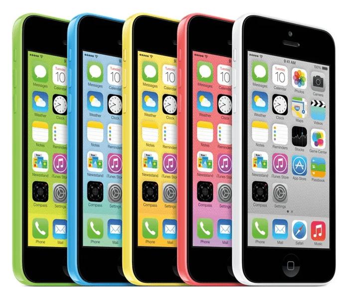 不再提供技术支持!iPhone 5C正式被列为过时产品 是苹果第一款彩色手机