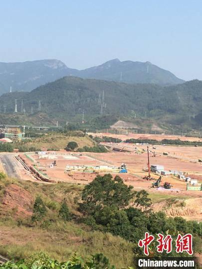 40多个大项目抢滩广东惠州 总投资5000多亿