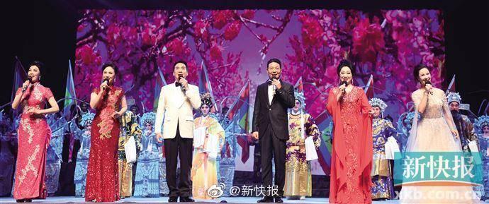 第八届羊城粤剧节精彩开锣