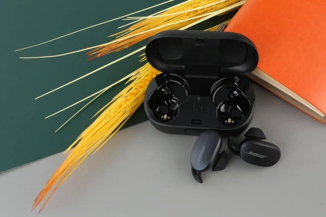 创造宁静真无线体验!试听Bose消噪耳塞