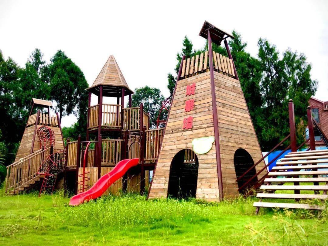 乐·游仙|1000亩超大的田园主题户外乐园等你来玩!