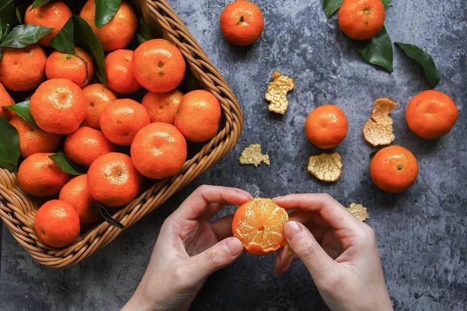 橘子里的白瓤都是营养?夸大其词!
