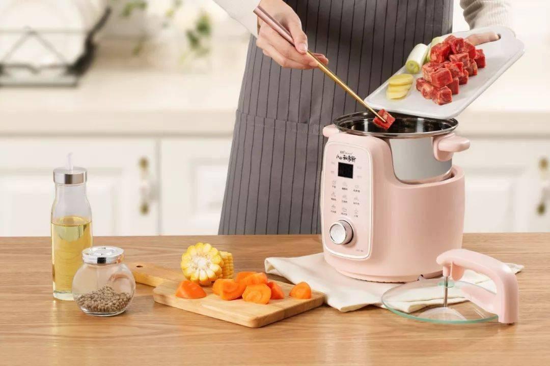 一用就会爱上的全自动智能烹饪锅,精