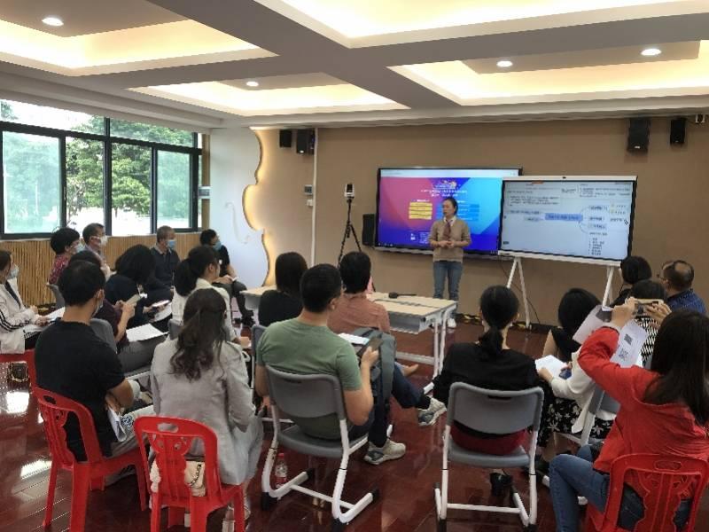 形成智慧的教学思维,广州探索国家课程数字教材应用