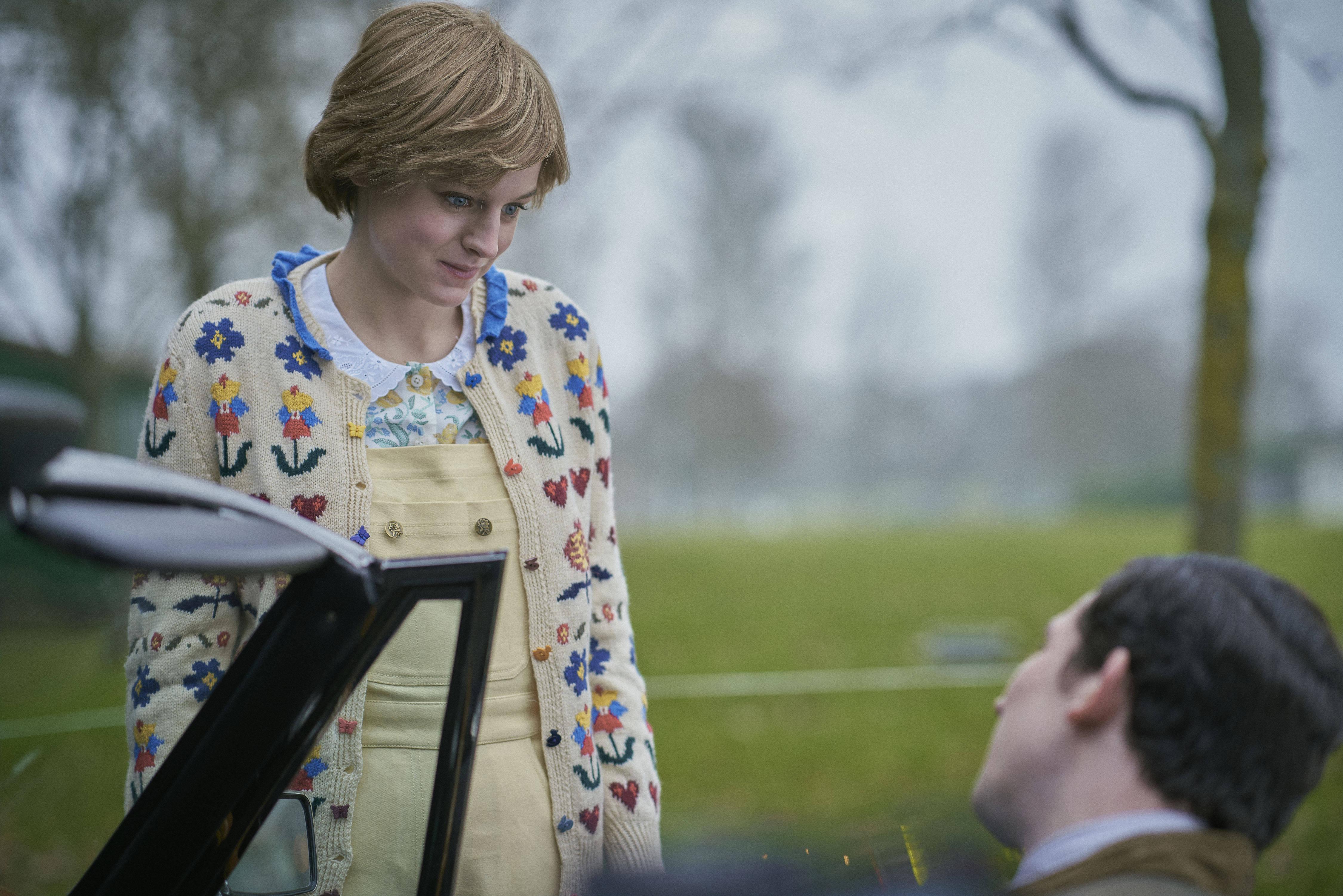查尔斯王子和戴安娜王妃究竟是怎么认识的?《王冠》第四季中哪些才是真实发生的历史