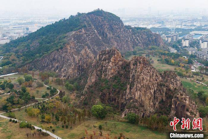 苏州高景山复绿增绿生态惠民