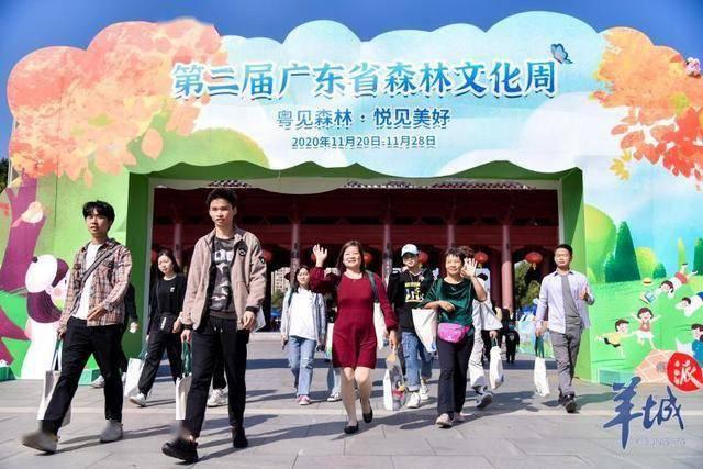 'OD体育网页版' 到场人数达79.2余万!第二届广东省森林文化周画上完美句号(图1)