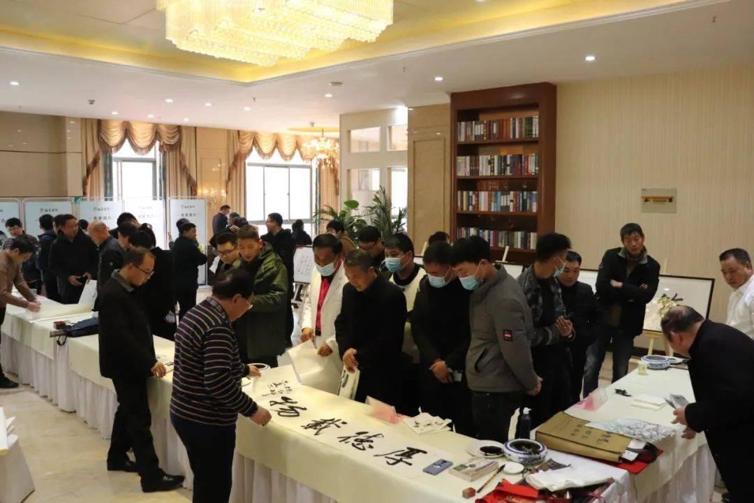周口汉华文化艺术经纪有限公司开业