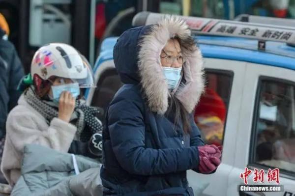 """冷冷冷冷冷冷冷!这是入冬""""最冷一天""""了吧?"""