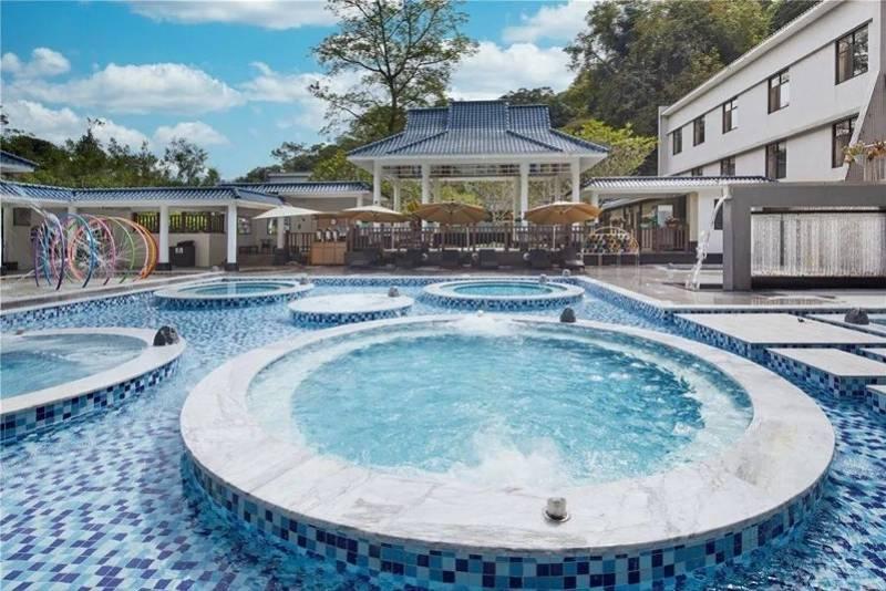 全国温泉酒店价格趋涨广东持平,最爱泡温泉的仍