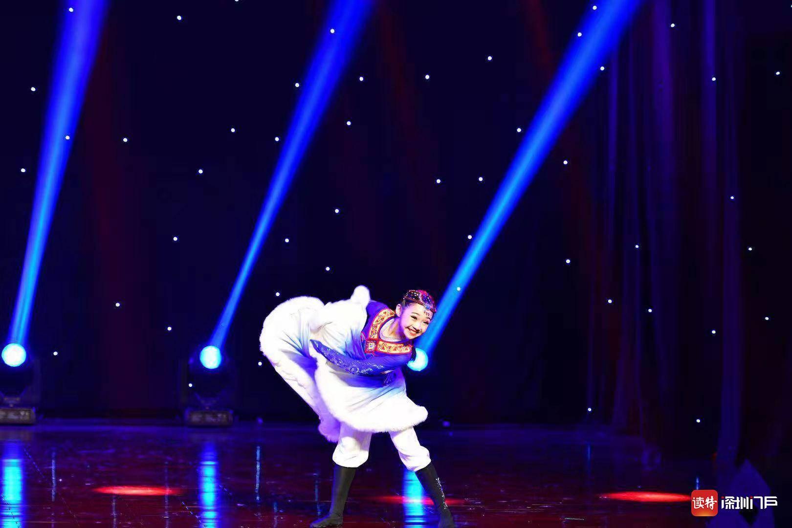 11个舞蹈剧目全获金奖!深圳市罗湖舞蹈学会这个会员单位真牛!
