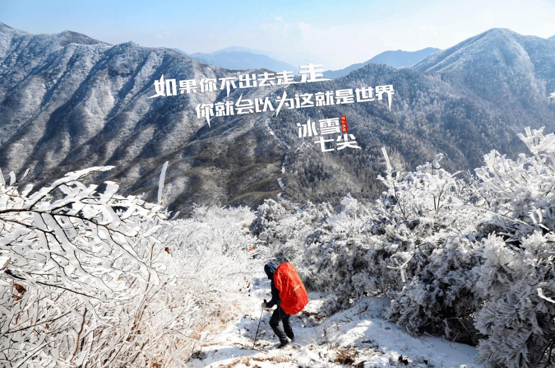 11个江浙沪必打卡的雪景胜地,去一趟,就再也不羡慕东北了!