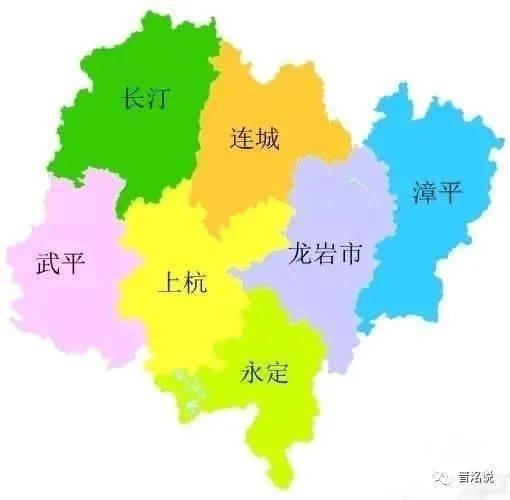 龙岩市各县经济总量_龙岩市地图各县图片