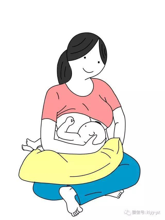 成功母乳喂养,只需要做到这5步,错过一步也没用