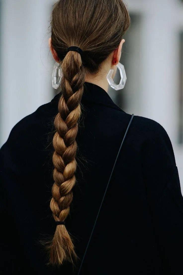 会扎头发,美貌加分