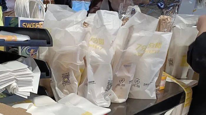 上海商超元旦起不提供一次性塑料购物袋,编织购物袋价位从0.3元到39元不等