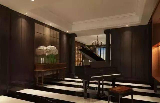 钢琴才是家里最大气优雅的家具,真的太美了!