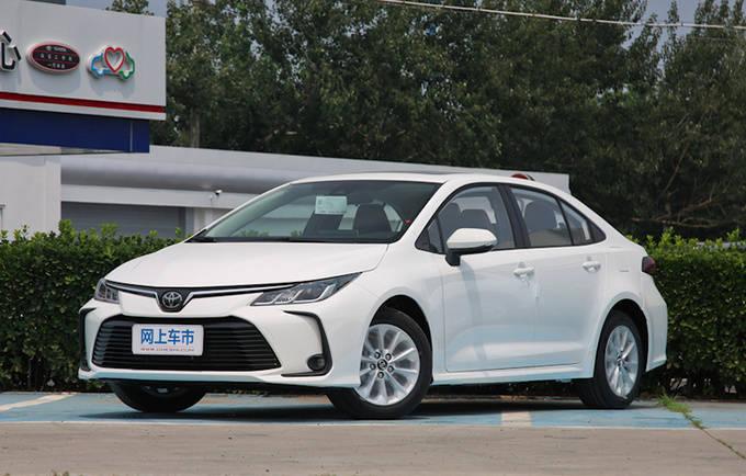 一汽丰田的年销量达到80万辆,是卡罗拉创纪录的5%以上bpc