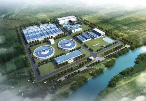 石姚湾净水厂及配套管网建设工程最新进展来了!